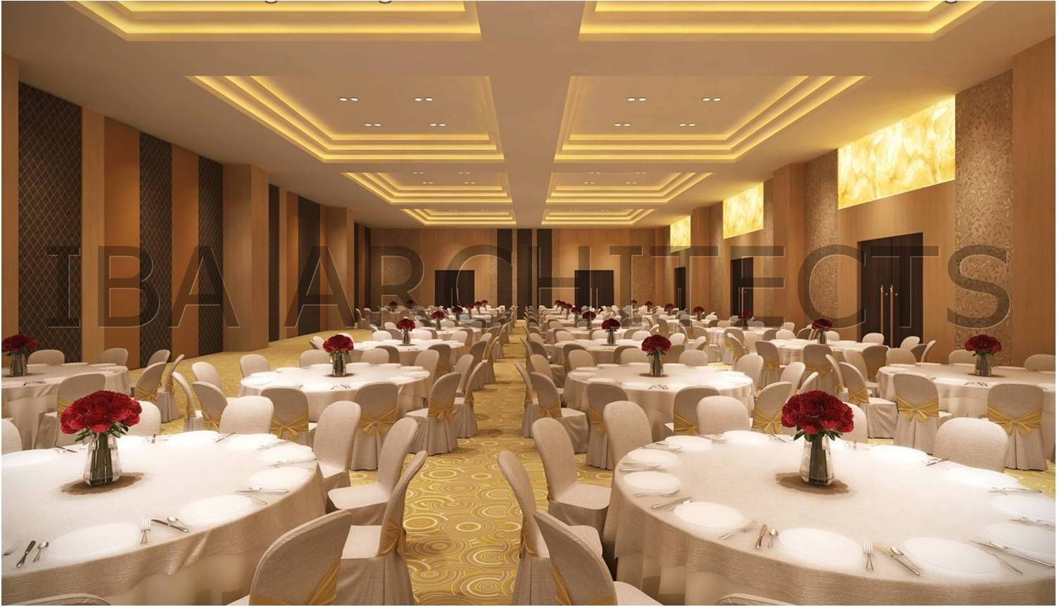 20,000 Sqft. Banquet in NESCO (Mumbai)